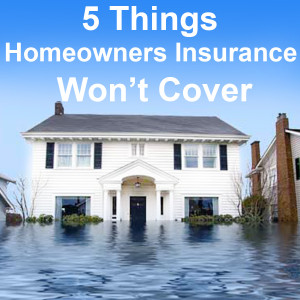 5 Things Homeowners Insurance Won't Cover-local-records-office
