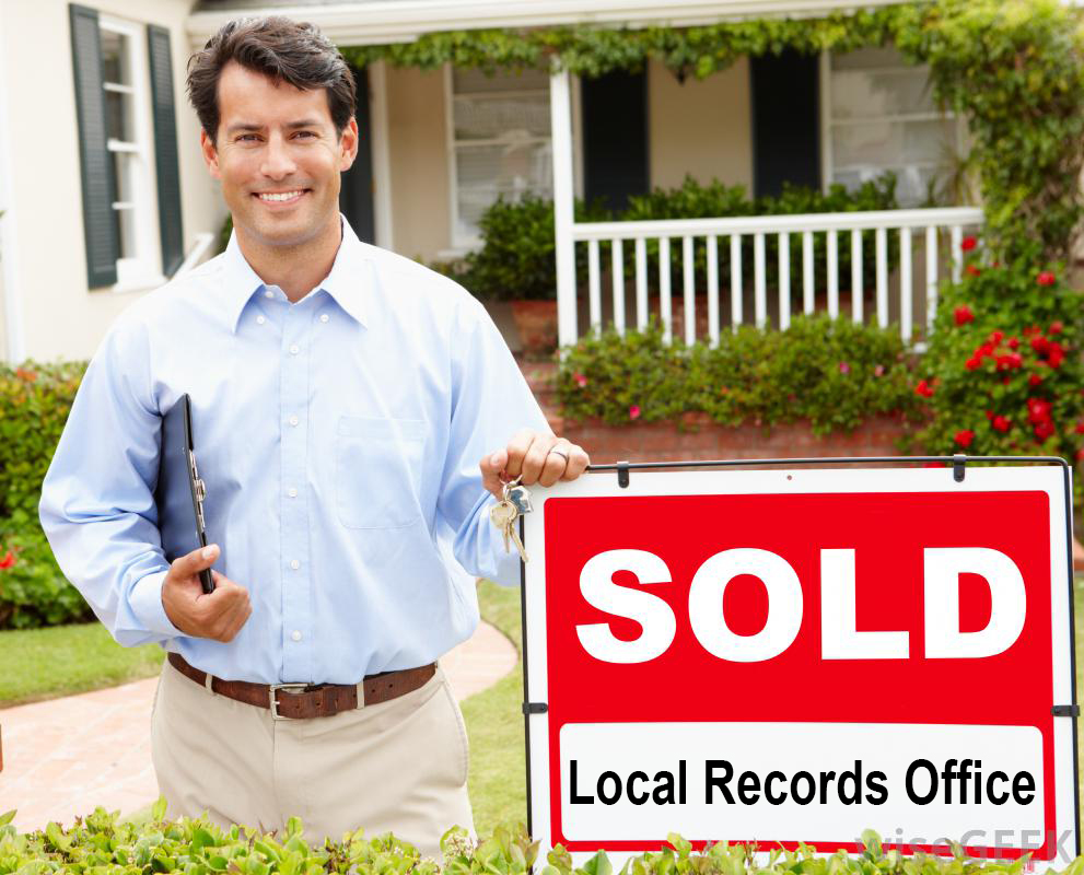 'Local Records Office' Asset Evaluation for New Homeowners and Property Deed